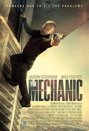 Poster The Mechanic