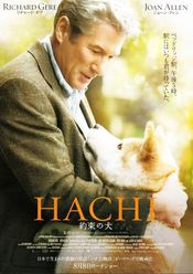 Poster Hachiko: A Dog's Story