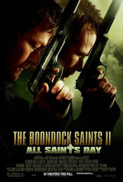 Poster The Boondock Saints II: All Saints Day