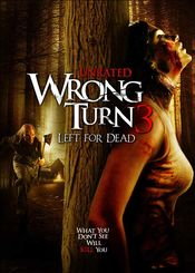 Poster Wrong Turn 3: Left for Dead