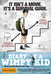 Poster Diary of a Wimpy Kid