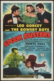 Poster Spook Busters