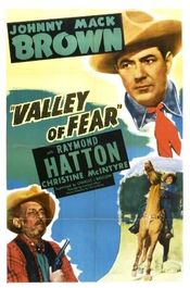 Poster Valley of Fear