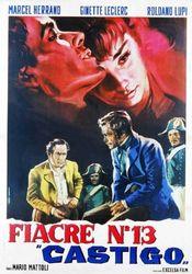 Poster Il fiacre N. 13