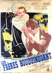 Poster Les frères Bouquinquant