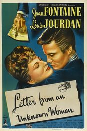 Poster Letter from an Unknown Woman