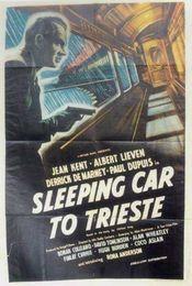 Poster Sleeping Car to Trieste