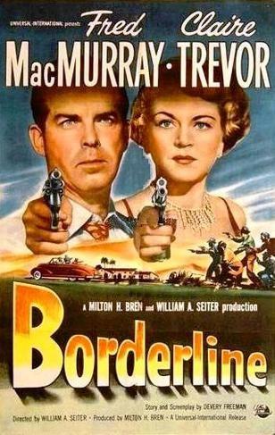 Filme Borderline