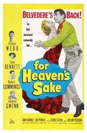 Poster For Heaven's Sake