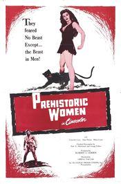 Poster Prehistoric Women