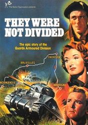 Poster They Were Not Divided