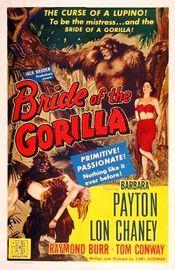 Poster Bride of the Gorilla