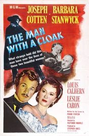 Poster The Man with a Cloak