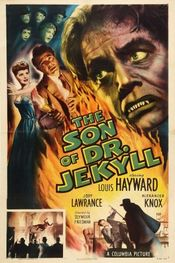 Poster The Son of Dr. Jekyll