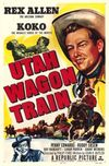 Utah Wagon Train