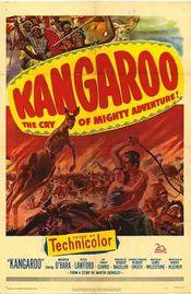 Poster Kangaroo