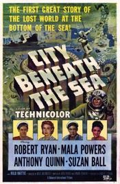 Poster City Beneath the Sea