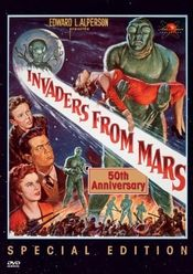 Poster Invaders from Mars