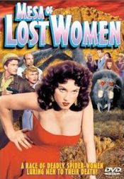 Poster Mesa of Lost Women
