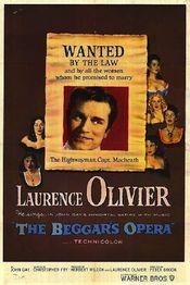 Poster The Beggar's Opera