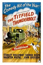 Poster The Titfield Thunderbolt