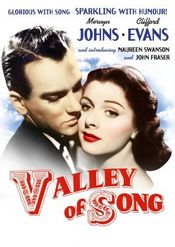 Poster Valley of Song