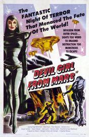 Poster Devil Girl from Mars