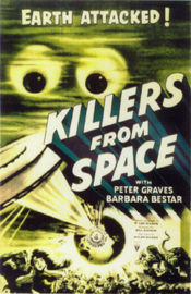 Poster Killers from Space