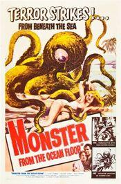 Poster Monster from the Ocean Floor