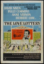 Poster The Love Lottery