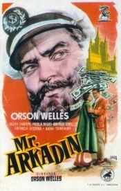 Poster Mr. Arkadin