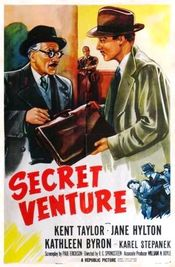 Poster Secret Venture