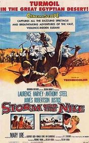 Poster Storm Over the Nile