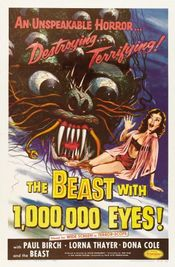 Poster The Beast with a Million Eyes