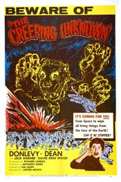 Poster The Quatermass Xperiment