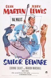 Poster Sailor Beware