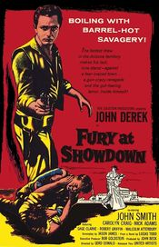Poster Fury at Showdown