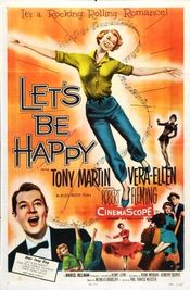 Poster Let's Be Happy