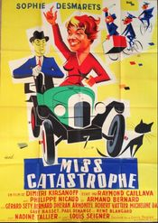 Poster Miss Catastrophe