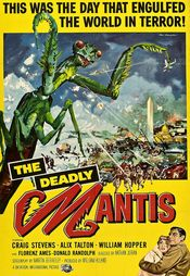 Poster The Deadly Mantis