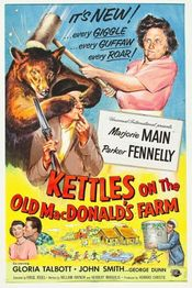 Poster The Kettles on Old MacDonald's Farm