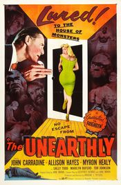 Poster The Unearthly