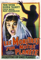 Poster I Married a Monster from Outer Space
