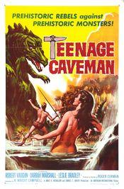 Poster Teenage Cave Man
