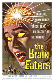 Poster The Brain Eaters
