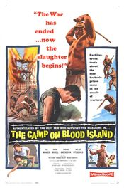 Poster The Camp on Blood Island