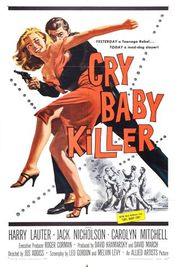 Poster The Cry Baby Killer