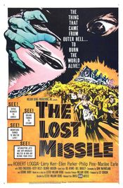 Poster The Lost Missile