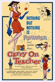 Poster Carry on Teacher