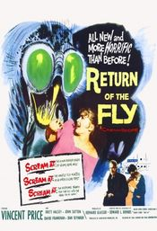 Poster Return of the Fly